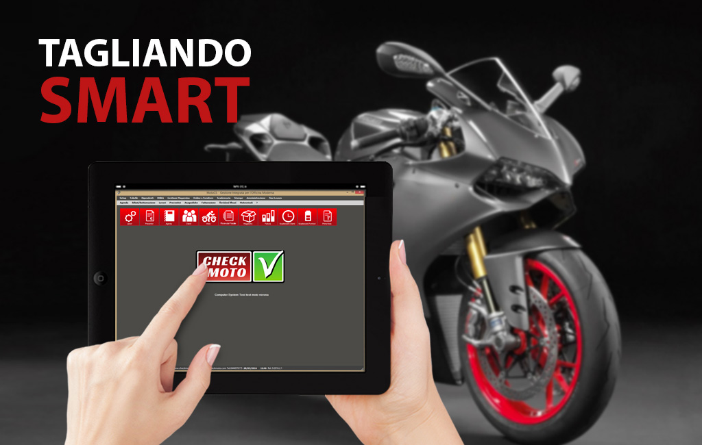 tagliando smart moto